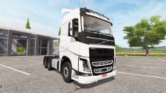 Volvo FH 540 for Farming Simulator 2017