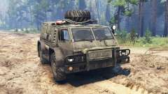 GAZ-3937 Vodnik v2.0 for Spin Tires