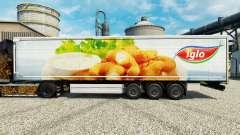 Iglo skin for trailers for Euro Truck Simulator 2