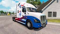 Skin A. T. A tractor Freightliner Cascadia