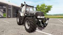 Case IH Puma 185 CVX black panther