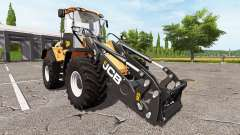 JCB 435S multicolor for Farming Simulator 2017