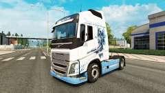 The Vaya con Dios skin for Volvo truck