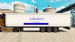 Skin Labadaris Transports on trailers