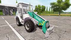 Kramer KL30.8T v1.0.0.1 for Farming Simulator 2017