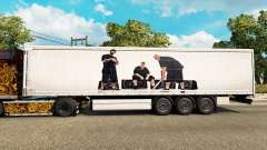 Skin BUG Mafia for trailers for Euro Truck Simulator 2