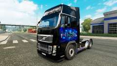 Skin FC Schalke 04 at Volvo trucks