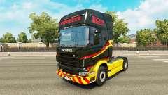 Pirelli skin for Scania truck for Euro Truck Simulator 2