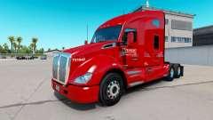 Скин Knight Transportation на Kenworth T680