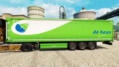 Skin De Heus for trailers for Euro Truck Simulator 2