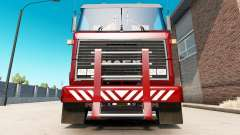 Heavy Duty bumper for Mack MH Ultra-Liner for American Truck Simulator