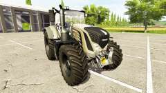 Fendt 939 Vario v1.2 color choice for Farming Simulator 2017