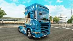Skin The Griffon tractor Scania