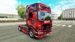 Hintergrund skin for Scania truck