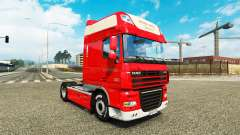 Peter Appel skin for DAF truck