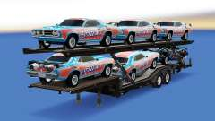 Car Transporter with cars from FlatOut 2