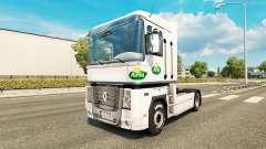 Skin Arla v2.0 tractor Renault