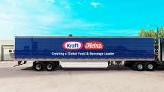 Skin Kraft Heinz extended trailer