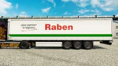 Raben skin for trailers