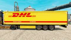 DHL v3 skin for trailers