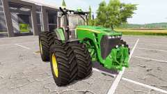 John Deere 8130 v2.0 for Farming Simulator 2017