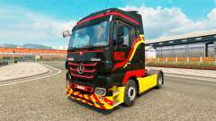 Pirelli skin for truck Mercedes-Benz