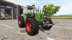 Fendt Favorit 615 LSA Turbomatik E for Farming Simulator 2017