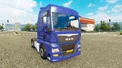MAN TGX Euro 6 v2.1 for Euro Truck Simulator 2