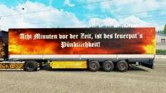 Tuwas skin for trailers for Euro Truck Simulator 2