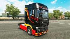 Pirelli skin for Scania R700 truck