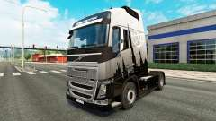 Euro Express skin for Volvo truck