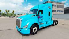 Skin UPT on tractor Kenworth T680 for American Truck Simulator