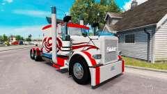 Skin Jammin Gears for the truck Peterbilt 389
