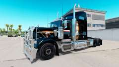 Skin Black Ops v2 on the truck Kenworth W900
