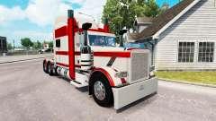 Skin Rabbit River for the truck Peterbilt 389
