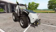 Case IH Magnum 380 CVX black beauty