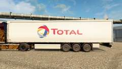 Skin Total on semi for Euro Truck Simulator 2