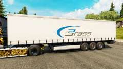 Skin Brass Transport Logistics for trailers