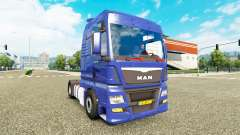 MAN TGX Euro 6 v2.3 for Euro Truck Simulator 2