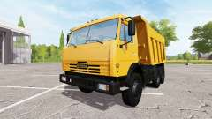 KAMAZ-65115 Euro2 for Farming Simulator 2017