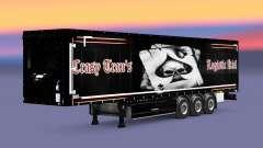 Skin Crasy Trans Logistic Kiel for trailers