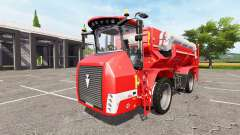 HOLMER Terra Variant 600 eco [pack] v2.0 for Farming Simulator 2017