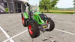 Fendt 720 Vario special v2.0 for Farming Simulator 2017