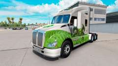 Skin Dragon for truck Kenworth