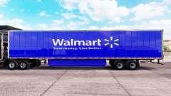Skin Walmart extended trailer