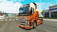 Free spirit skin for Volvo truck