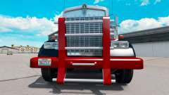 Heavy Duty bumper for Kenworth W900 for American Truck Simulator