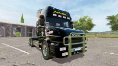 Scania T164 Apache for Farming Simulator 2017