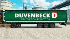 Duvenbeck skin for trailers