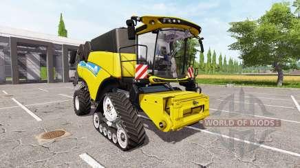 New Holland CR10.90 multicolor v2.0 for Farming Simulator 2017